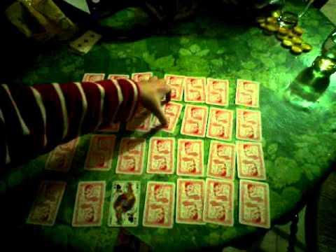 jeu de carte solo Jeux de carte a faire en (solo)   YouTube