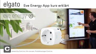 mqdefault - [amazon] Elgato Eve Energy - Kabelloser Stromsensor & Schalter mit Apple HomeKit-Unterstützung für 37€