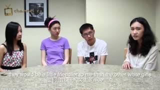 Video American Born Chinese vs  Chinese Chinese (한국어 지원) 미국에서 태어난 중국인과 중국에서 태어난 중국인 download MP3, 3GP, MP4, WEBM, AVI, FLV Juni 2017