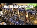 watch he video of WWE ACTION INSIDER: Wrestling Figure Hunting at Legends of the Ring Convention! Mattel Elites