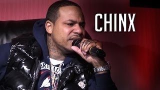 "Chinx Drugz Says ""Stack Bundles saved my life"""