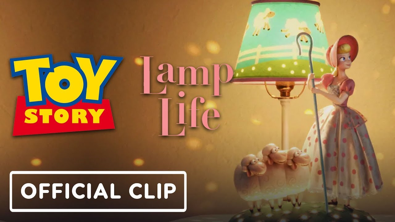 Vida da lâmpada da Disney: O que aconteceu com Bo Peep depois de Toy Story 2? - Clipe Oficial + vídeo