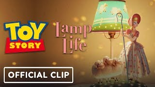 Disney+ Lamp Life: What Happened to Bo Peep After Toy Story 2? - Official Clip