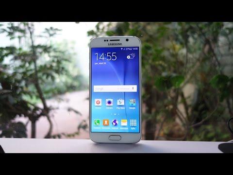 Samsung Galaxy S6 video test 4K