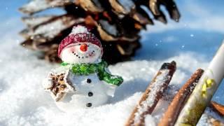 Красивое поздравление с Новым Годом и Рождеством! Веселого Нового Года и Счастливого Рождества!