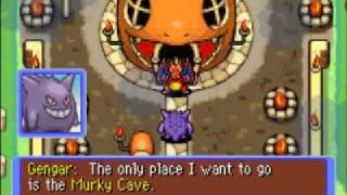 (GBA) Pokémon Mystery Dungeon - Red Rescue Team -Event 6- Where is Gengar? Gardevoir is Return.