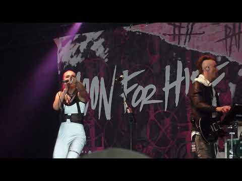 Icon For Hire :    Festival UK 2019