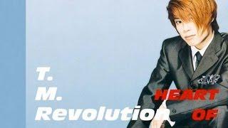 T.M.Revolutionの3rdシングル『HEART OF SWORD 〜夜明け前〜』を歌って...