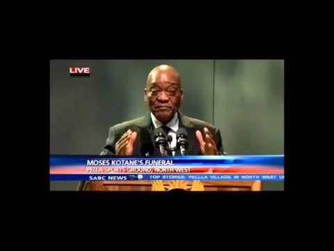 President Zuma defines marxism and science