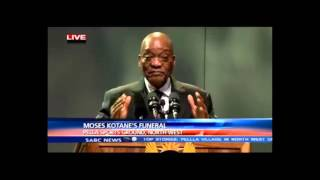 President Zuma defines marxism and science thumbnail