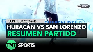 Video Gol Pertandingan Huracan vs San Lorenzo