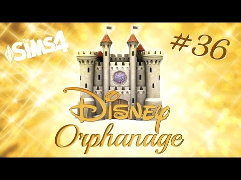 "Sims 4: Disney's Orphanage Challenge #36 - ""Skill Day..."""