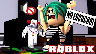 YOU CAN'T LISTEN TO THE BEST!! ✔️ VERY DIFFERENT CHALLENGE in ROBLOX FLEE THE FACILITY 😱