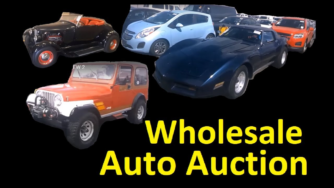 GOING TO WHOLESALE AUTO AUCTION ~ DEALER CARS PREVIEW - YouTube