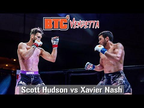 BTC 4: Vendetta - Match 7 - Scott Hudson vs Xavier Nash