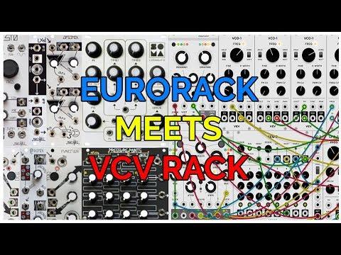 Digital Imagery | Modular Ambient w/ Eurorack & VCV Rack thumbnail