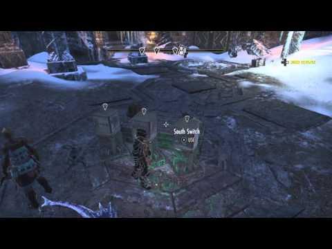 ESO: Elder Scrolls Online Wrothgar Quest: Rieker Revenge Puzzle Answer