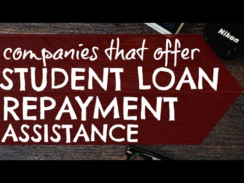 Student Loan Repayment Assistance Programs