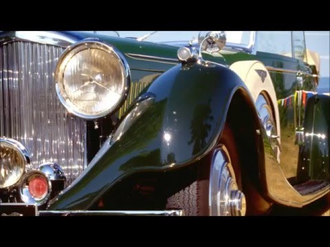 Car Backgrounds - SlideShow With Relaxing Classical Music