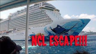 Cruise Ship Tour - NCL Escape