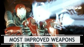 Warframe: Most Improved Weapons! - Shrine of Eidolon Update
