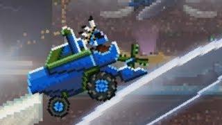- СПЛОШНОЕ НЕВЕЗЕНИЕ мультик игра про машинки DRIVE AHEAD