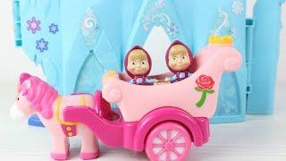 Küçük Maşalar Meyveleri Tanıyor Maşalar Toybox Sürpriz Yumurta Açıyor Eğlenceli Çizgi Film