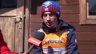 Kamil Stoch podsumowuje sezon 2017/2018!