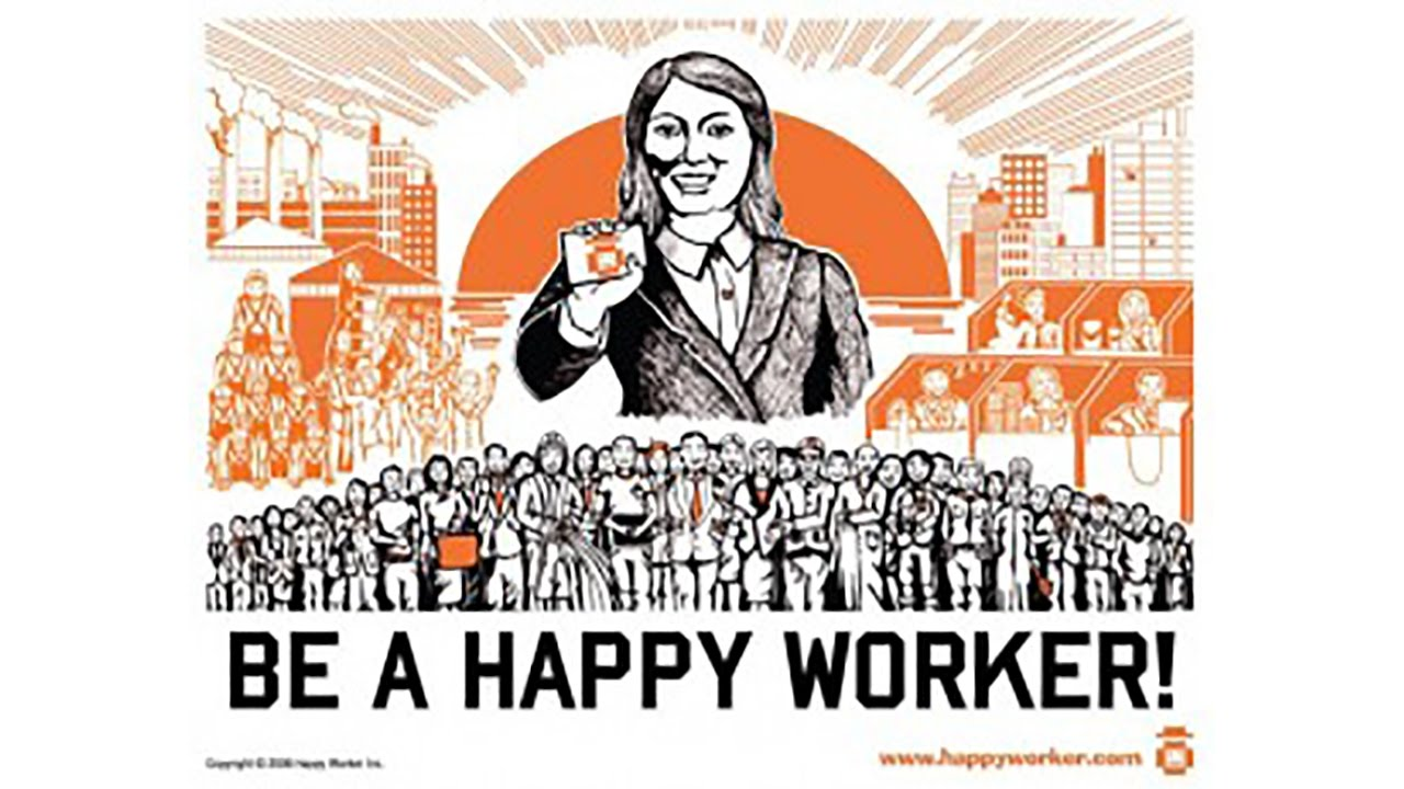 a happy worker is a productive For instance, the iopener institute found that a happy worker is a high-performing one the happiest employees only take one-tenth the sick leave of their least happy colleagues as they are in better physical and psychological health than their colleagues.