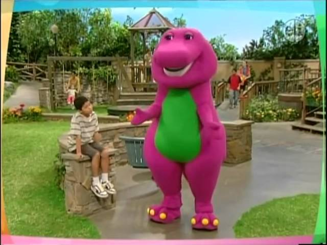 Barney & Friends: The Blame Game and Airplanes (Season 14, Episode ...