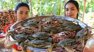 Yummy cooking crab curry recipe - Natural Life TV