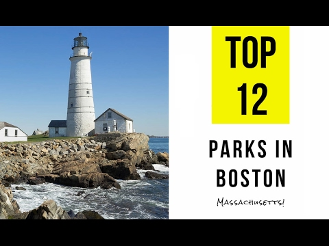 TOP 12. Best Parks in Boston - Natural Attractions