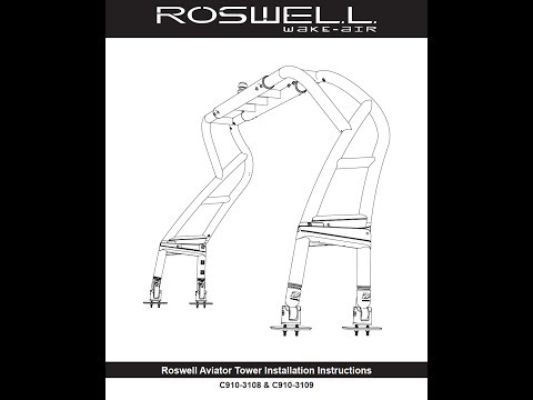 Roswell Wake Air - Aviator Installation Video