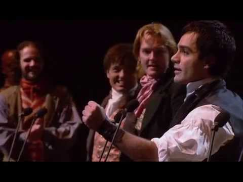 Les Miserables 25th anniversary - Do you hear the people sing?