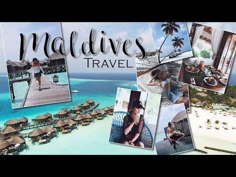 Travel Vlog Maldives Islands