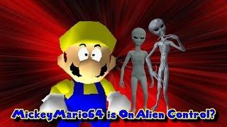 [SM64 ROBLOX] MickeyMario64 is On Alien Control?