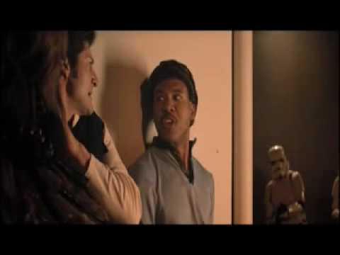 LANDO STAR WARS MOVIE TRAILER!!!
