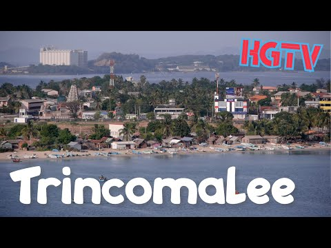Sri Lanka East Coast : Trincomalee in a minute