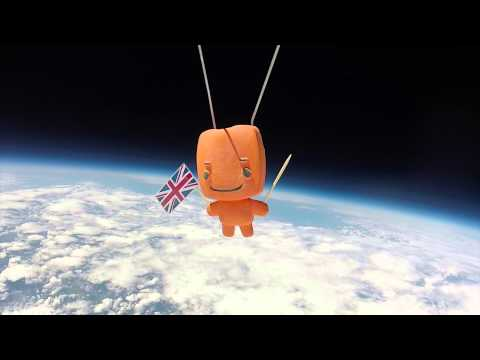 National Space Centre Weather Balloon Launch