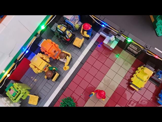 Reeperbahn Moc und Spielhalle
