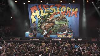 ALESTORM - Fucked With An Anchor - Bloodstock 2018