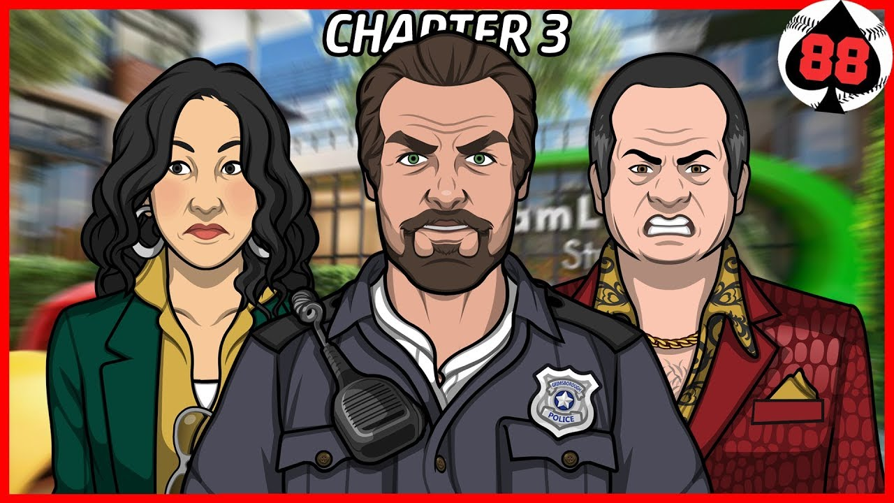 Criminal Case - The Conspiracy Case 18: Game Over Chapter 3
