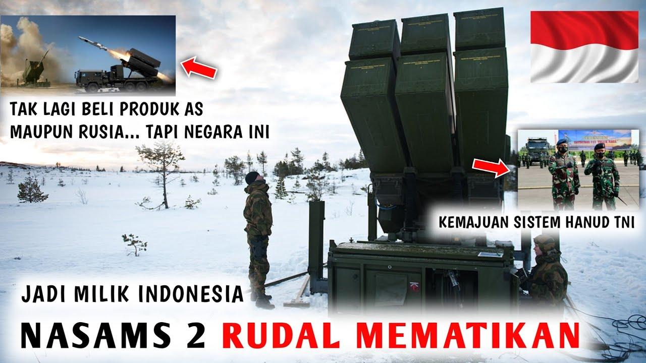 Akhirnya Datang Juga🔥🔥, NASAMS 2 Lengkapi Sistem Pertahanan Udara TNI