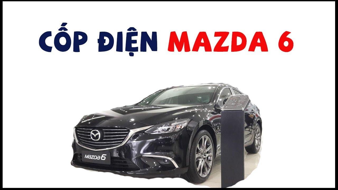 Độ cốp điện tự động Mazda 6 | Báo giá cốp đóng mở điện Mazda6 ở Hà ...