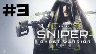 Sniper Ghost Warrior 3 Walkthrough Gameplay Part 3 - Grave Diggers Mission - Ps4 1080p No Commentary
