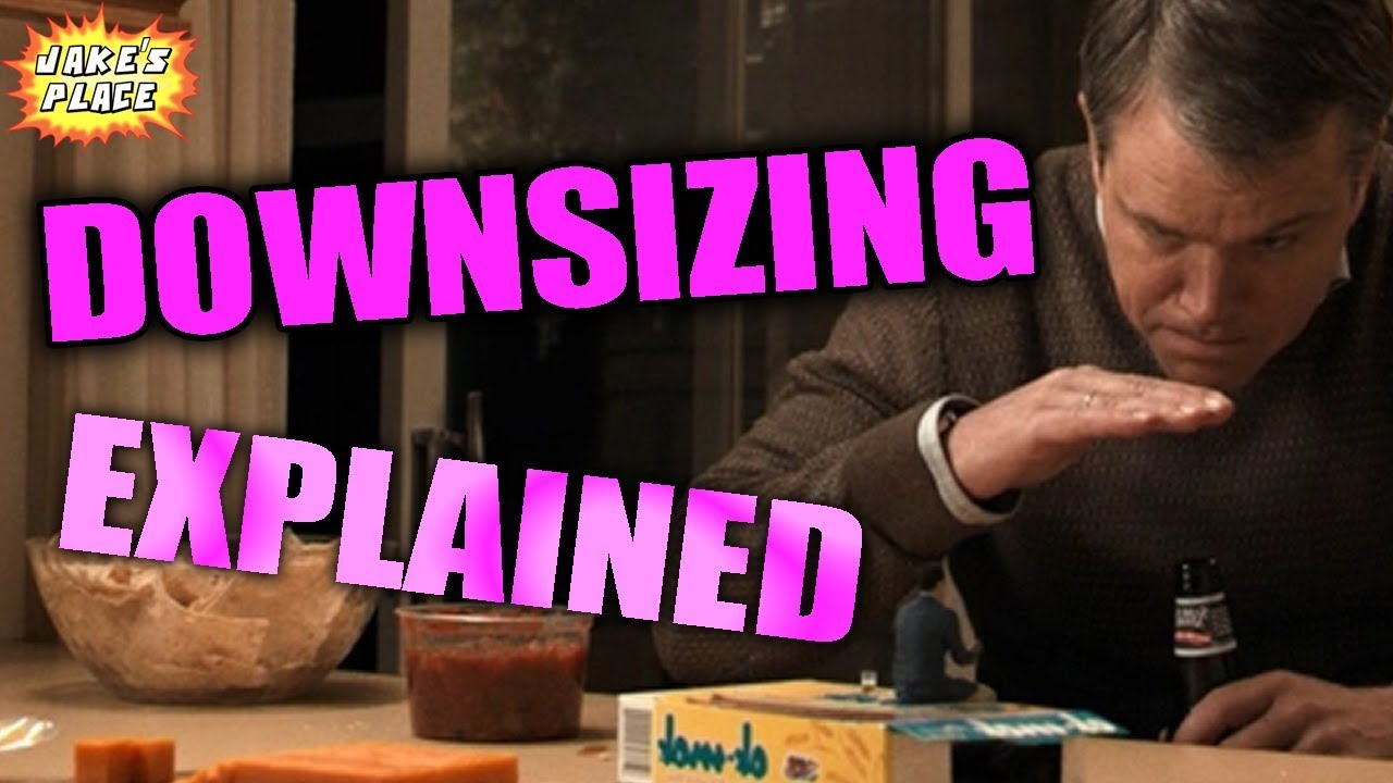 Download DOWNSIZING Explained