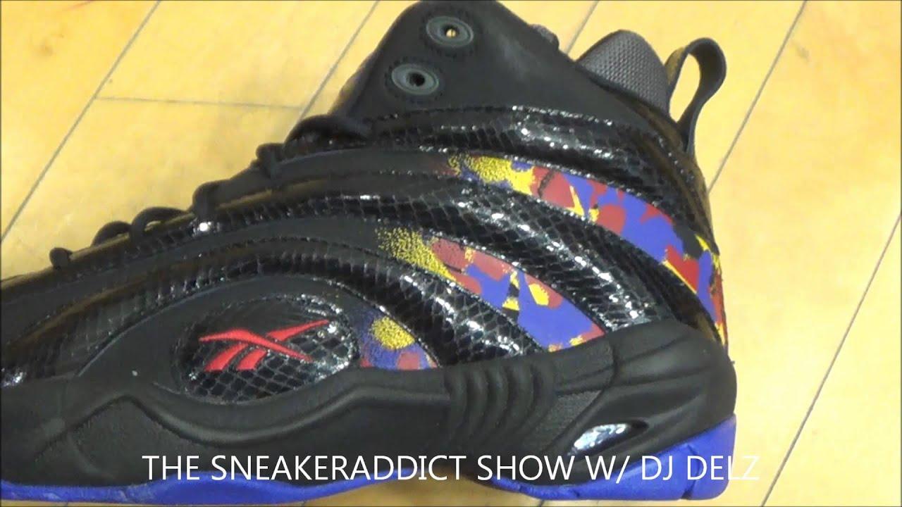 Reebok Classics Shaqnosis Escape From LA Sneaker W   DjDelz  HotOrNot eceffb2485