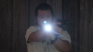 Flashlight Techniques for Your Pistol