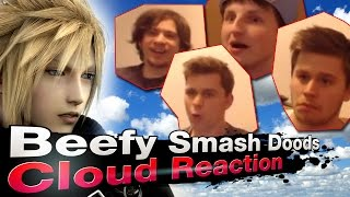 Cloud in Smash Reaction - Beefy Smash Doods
