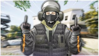 Highly Offensive Rainbow Six Siege Moments